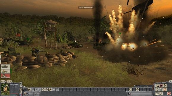 В тылу врага вьетнам кряк