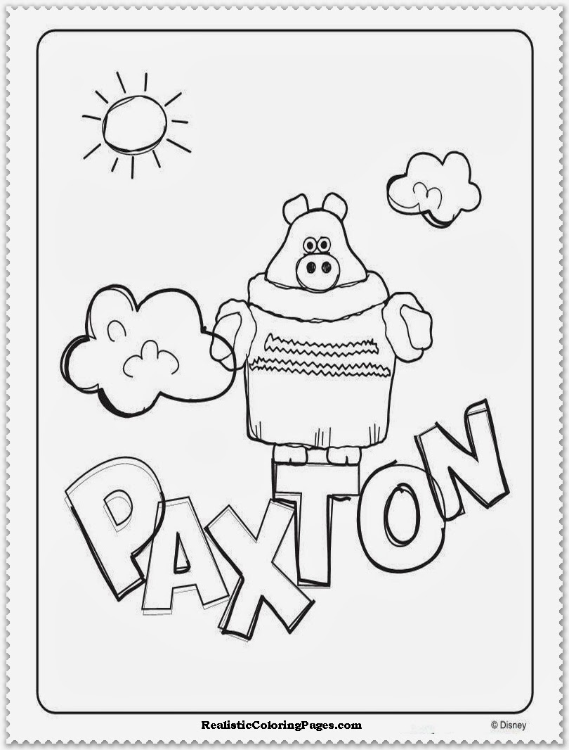 timmy time colouring pages free paxton