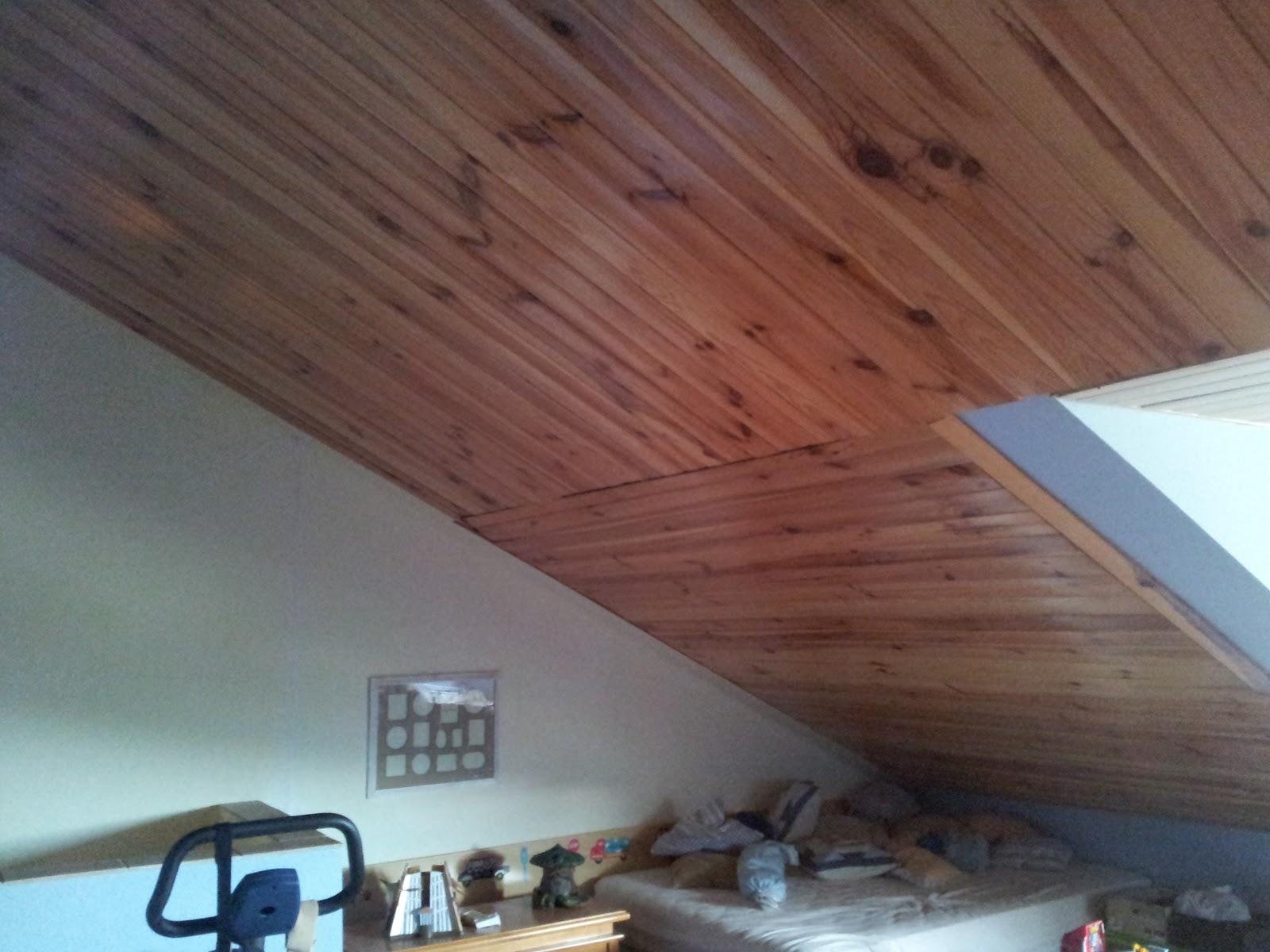 Sol aire y madera cv en im genes techo de una - Buhardillas de madera ...