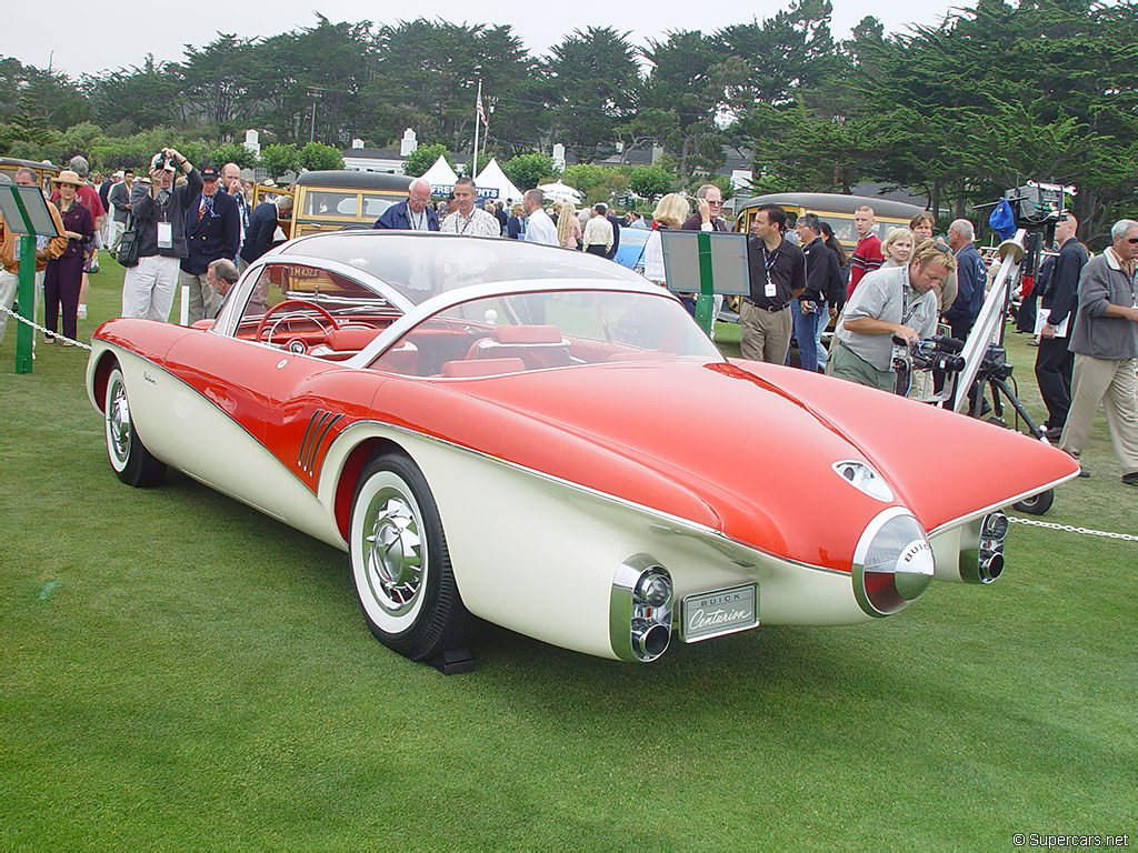Image 14 Of 48 Daily Concept Cars The 1956 Buick Centurion 1951 Xp 300 Car