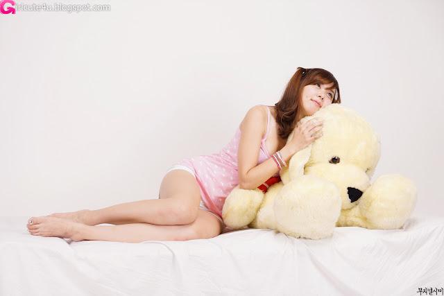 7 Jung Se On - PINK-very cute asian girl-girlcute4u.blogspot.com