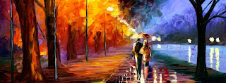 couple paint Cover Photo For Facebook