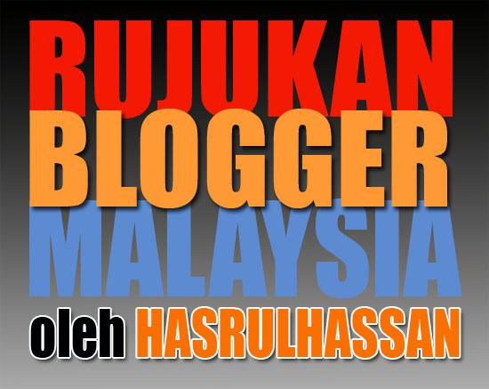 Rujukan Blogger Blogspot Malaysia