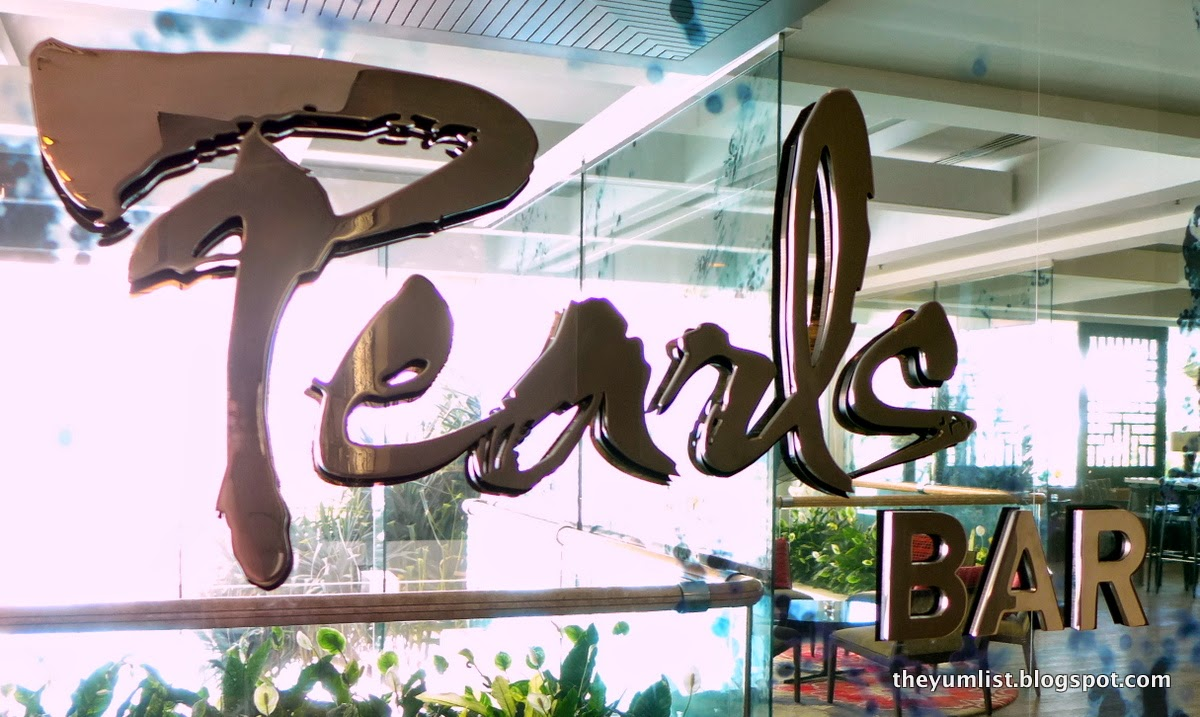 Pearls Bar, High Tea, Sheraton Mirage Resort and Spa Gold Coast