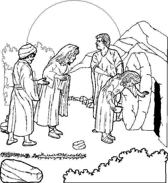 Easter Coloring Pages title=