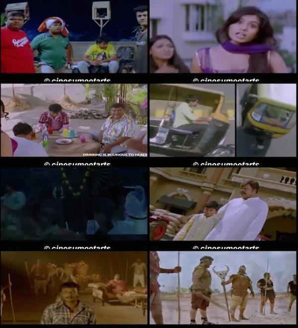 Sarathi The Real Hero 2015 Hindi Dubbed 720p WEBRip
