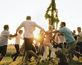 venerdì 21 giugno  la Svezia a Milano Festa di mezza estate gratis