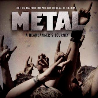 Pelicula Headbangers Journey