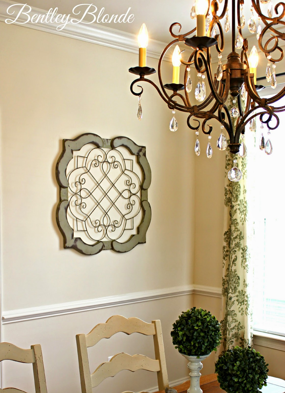 Bentleyblonde december 2014 murray feiss chateau collection chandelier from lampsplus aloadofball Gallery
