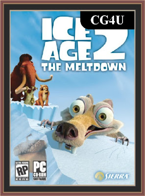 Ice Age 2 - The Meltdown PC Game Cover | Ice Age 2 - The Meltdown PC Game Poster