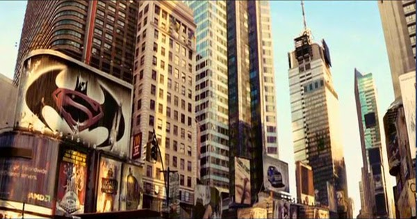 El primer cartel de Batman Vs Superman ... en Soy Leyenda