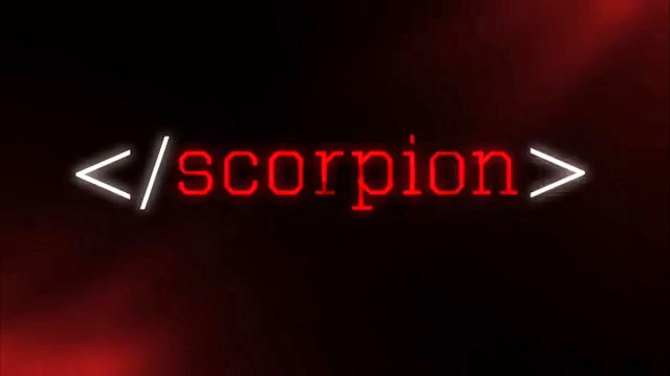 scorpion tv serisi