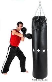 Cara menguatkan pukulan tangan