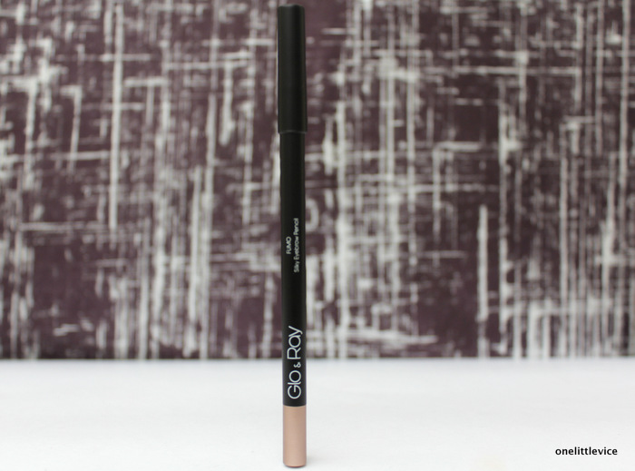 One Little Vice Beauty Blog: long lasting brown eyebrow pencil brunette