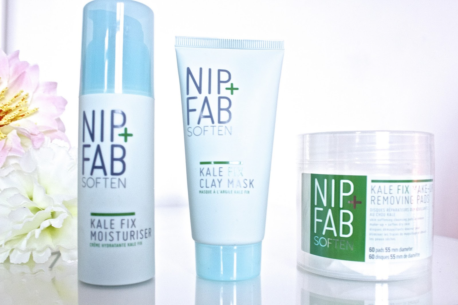 NIP + FAB Kale Fix Range