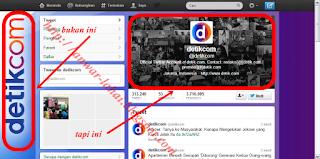 Cara Mengganti Bagground Profil Twitter Atau Twitter Header Image