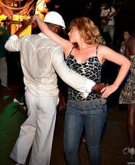Dançando... pura liberdade!