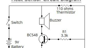 Astounding Heat Sensor Circuit Diagram Circuitstune Wiring Cloud Inamadienstapotheekhoekschewaardnl