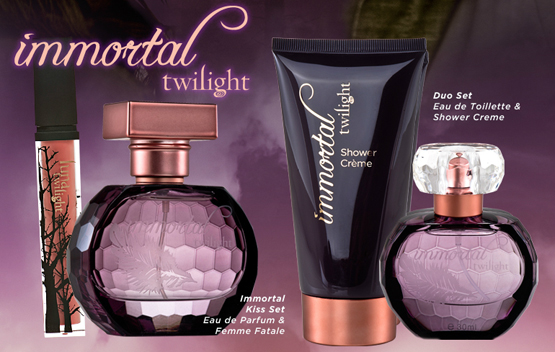 inmortal twilight perfume