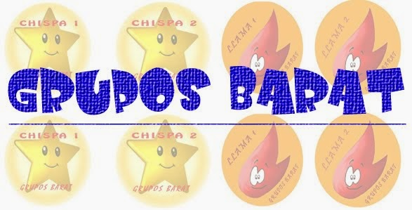 GRUPOS BARAT 2014-15