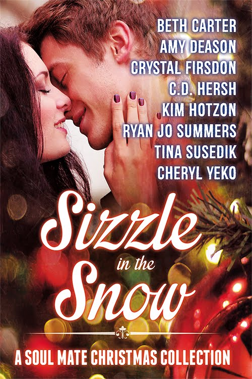 An eight-author holiday anthology