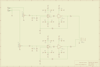 BUF634 AMPLIFIER SCHEMATIC