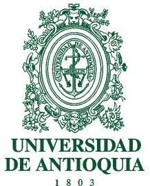 ... UTP: COMUNICADO DEL CONSEJO ACADÉMICO DE LA UNIVERSIDAD DE ANTIOQUIA