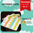 Patterned Paper!