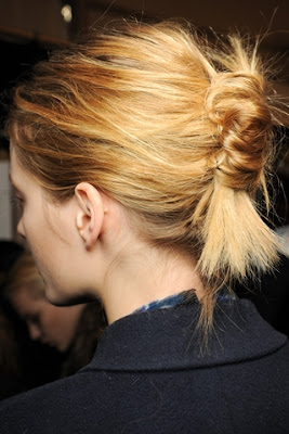 Fall/winter 2011 2012 Hairstyle Trends  Michael Kors