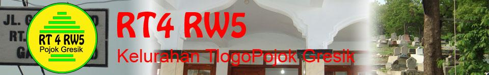 Kelurahan Tlogo Pojok RT4 RW5