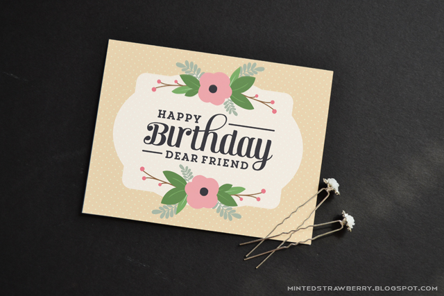 design a birthday card free
