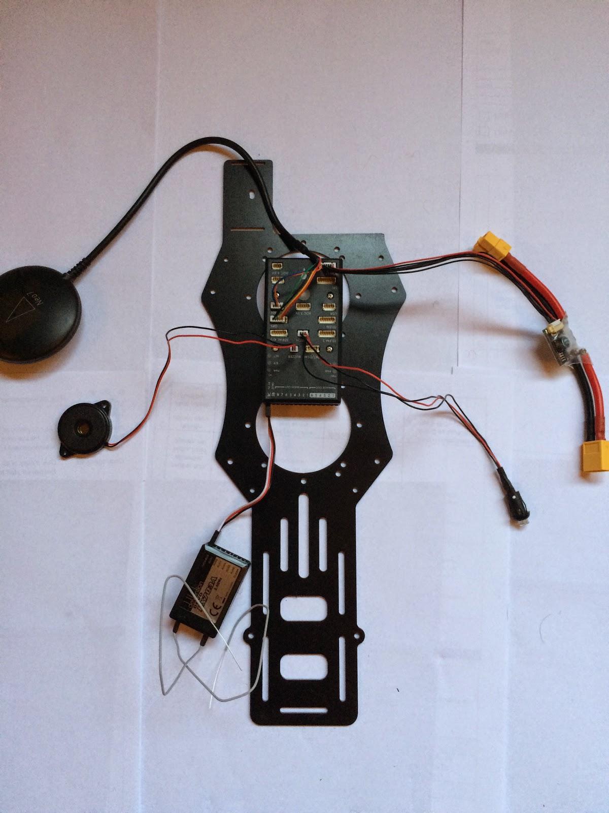 Jun\'s Scribbles: Building a cheap quad. Step 3: Setup the HK Pilot32 ...