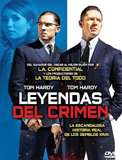 Leyendas del Crimen