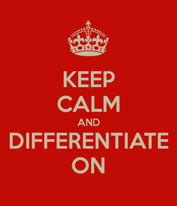 Nbct Nerds Key Elements Of Differentiated Instruction