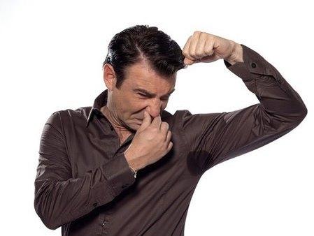 Как избавится от пота после запоя