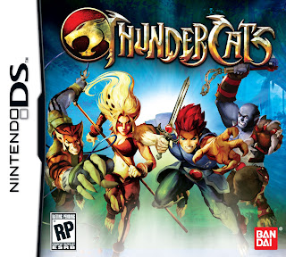 Thunder  Games on Thundercats Video Game Coming To The Nintendo Ds