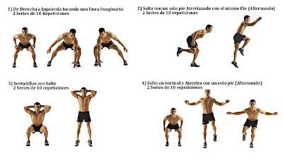 Tips para fortalecer las piernas ~ Culturismo Sin Tonterias