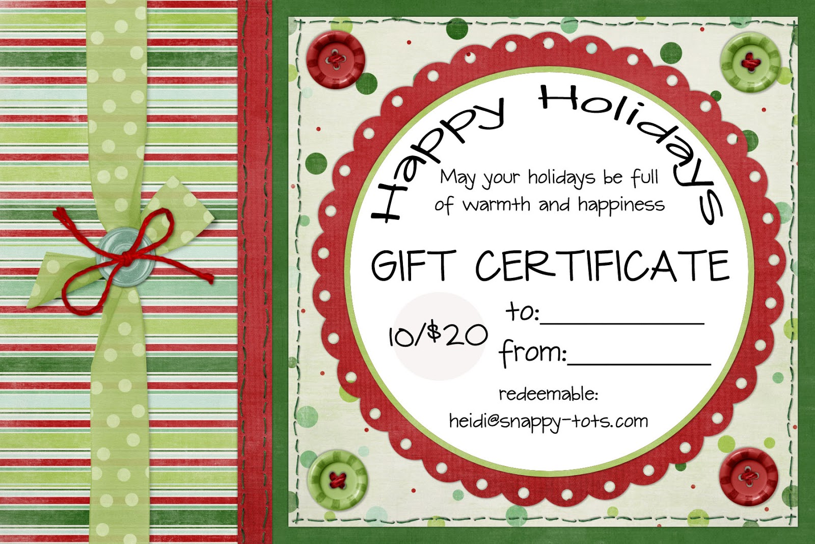 Template blog 99 free christmas gift certificate template gift certificatespunch cards xflitez Gallery