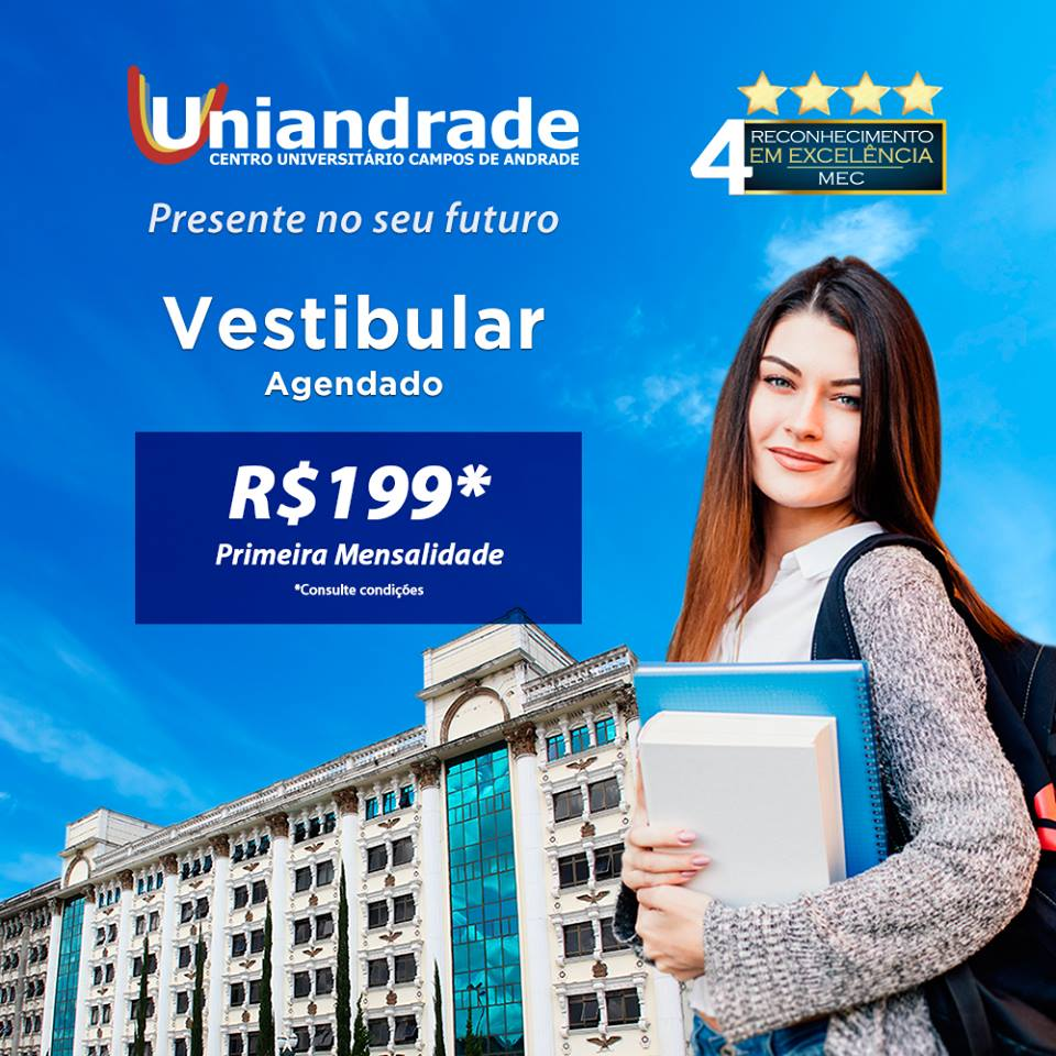 Faça Faculdade Uniandrade