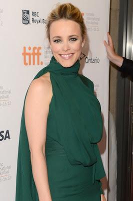 Rachel McAdams TIFF To The Wonder Premiere