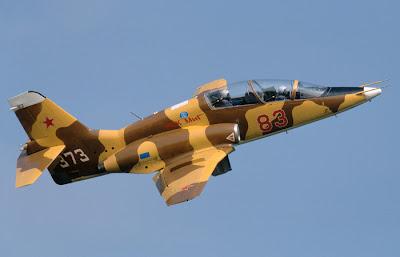 MiG-AT aircraft