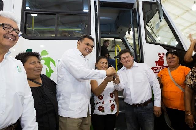 Fortalece Rolando Zapata la inclusión en Yucatán