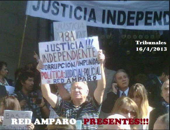 Defendiendo la Justicia Independiente 18-A