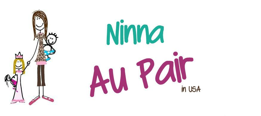 NINNA AU PAIR IN USA