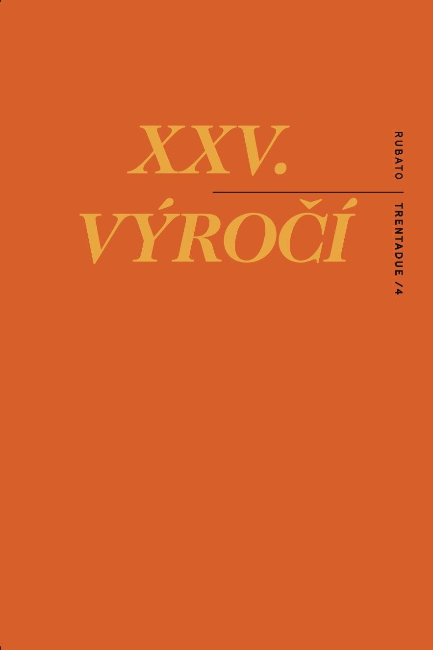 XXV. výročí