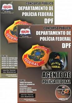 Concurso Policia Federal  AGENTE DE POLÍCIA FEDERAL (COMPLETO) 2014
