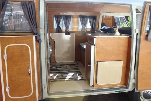 volkswagen  camper  sale vw bus
