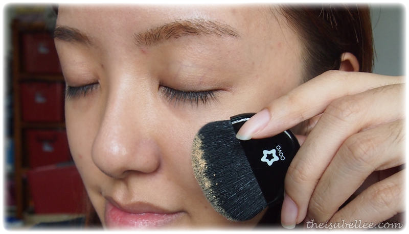 Covo HD Loose Powder brush