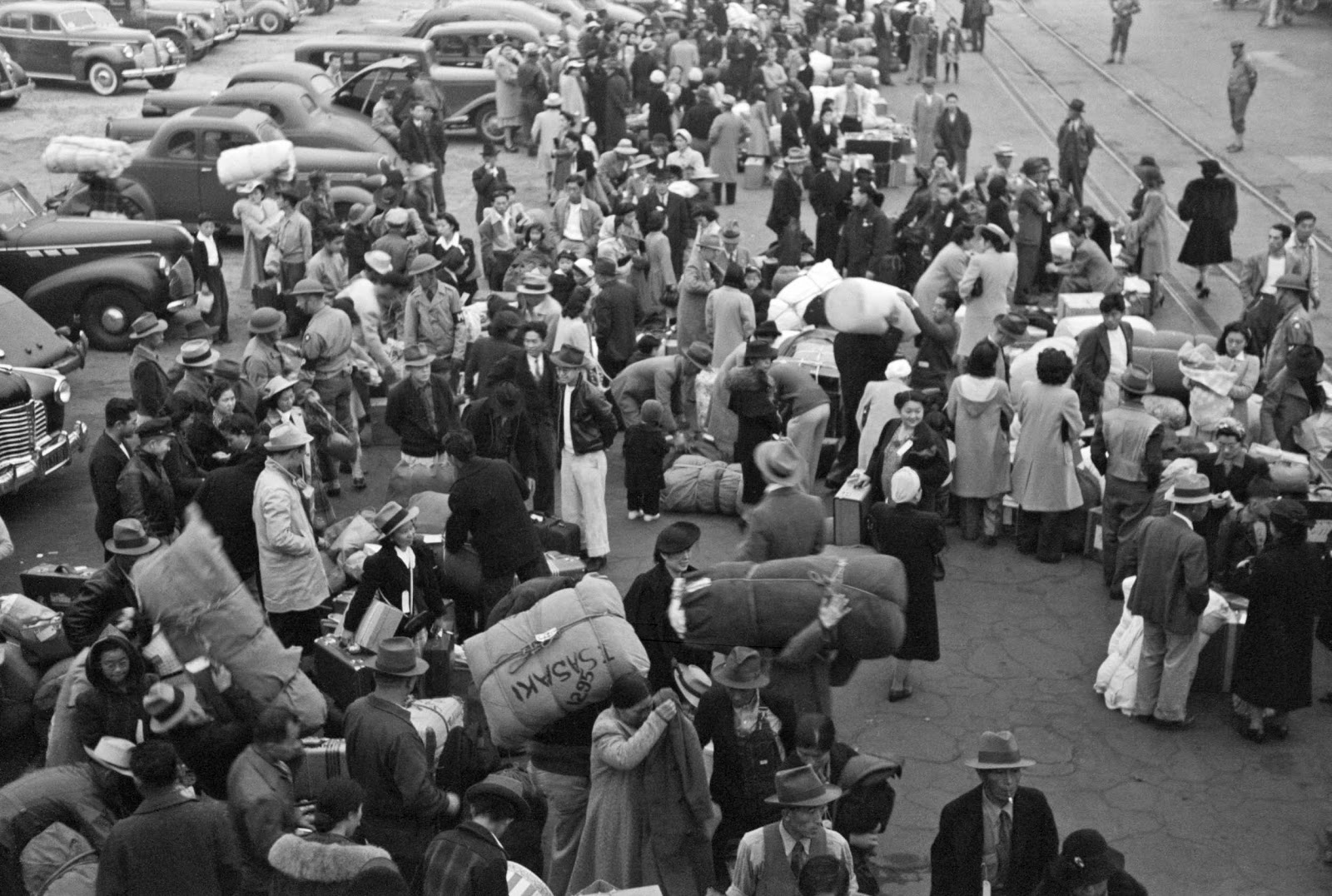 """history of japanese americans The museum's longest running exhibit, """"uprooted japanese americans during wwii,"""" surveys a century of japanese american history in california."""