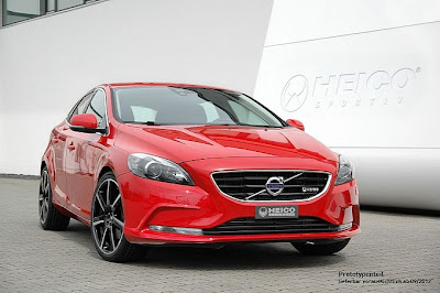 Heico Sportiv Previews Volvo V40 Tuning Kit Again